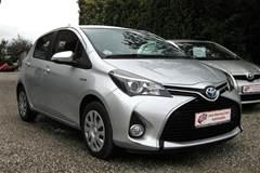 Toyota Yaris 1,5 VVT-I H2 100HK 5d 6g