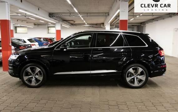 Audi Q7 TDI Quattro VAN