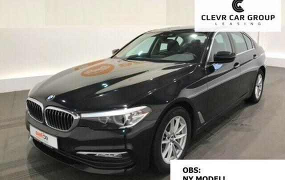 BMW 530d BMW530d G30 (Ny model)