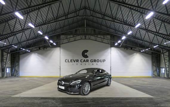 Mercedes C400 MercedesC400 Coupé AMG-Line 4MATIC
