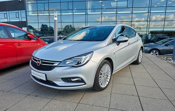 Opel Astra CDTI INNOVATION 136HK 5d 6g