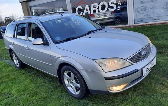 Ford Mondeo Ambiente 110HK Stc