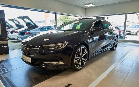 Opel Insignia Grand Sport 2,0 Direct Injection Turbo Dynamic 4x4 Start/Stop 260HK 5d 8g Aut.