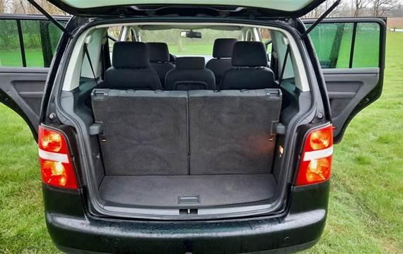 VW Touran TDI Trendline 100HK 6g