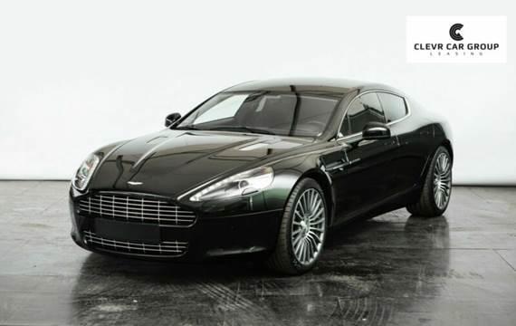 Aston Martin Rapide L V12 - 476 hk