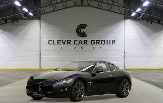 Maserati Granturismo S 4.7 V8 F1