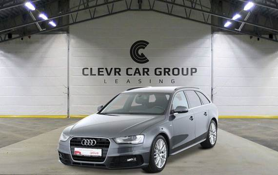 Audi A4 Avant 2.0 TDI multitronic S line