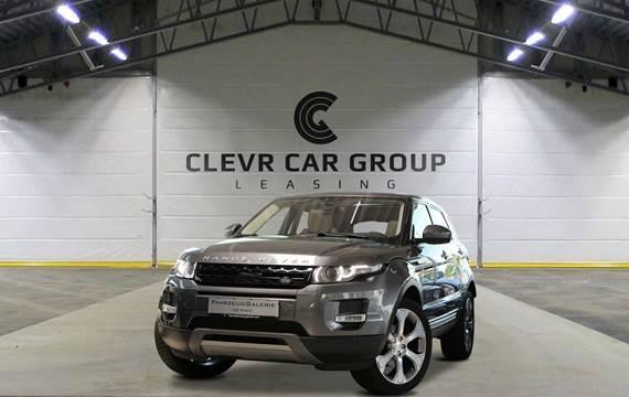 Land Rover Range Rover evoque Land Rover Range Rover Evoque Prestige