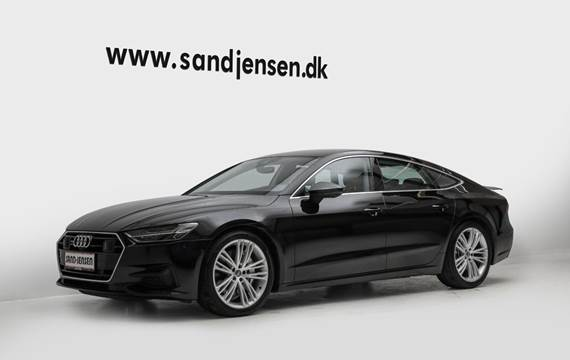 Audi A7 TFSi SB quattro S-tr.