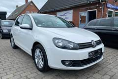 VW Golf VI 1,6 TDi 105 Highline DSG BMT