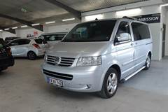 VW Multivan 2,5 TDi 174 Tiptr. 10prs
