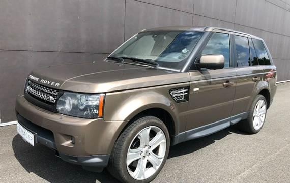 Land Rover Range Rover sport 3,0 SDV6 SE aut.