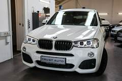 BMW X3 2,0 xDrive20d