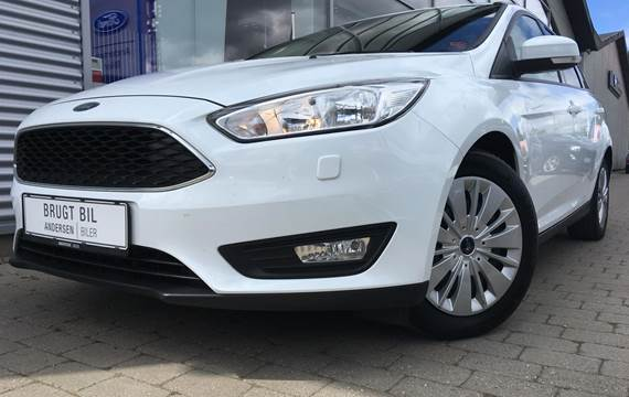 Ford Focus 1,0 EcoBoost Business 125HK Stc 6g