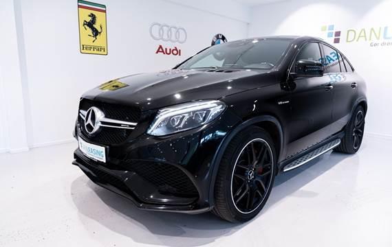 Mercedes GLE63 5,5 AMG aut. 4-M
