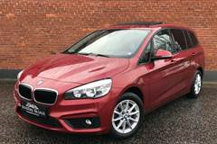 BMW 218d 2,0 Gran Tourer Advantage aut. Van