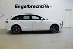 Audi A4 Allroad 2,0 TDi 190 quattro S-tr.