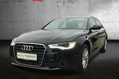 Audi A6 3,0 TDi 204 Avant Multitr.