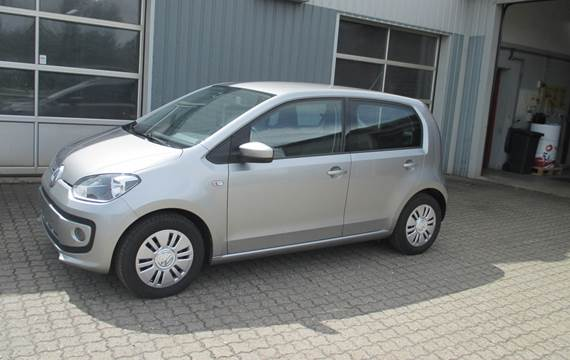 VW UP! 1,0 MPi 60 Move Up BMT