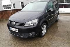 VW Touran 2,0 TDi 140 Comfortline DSG 7prs