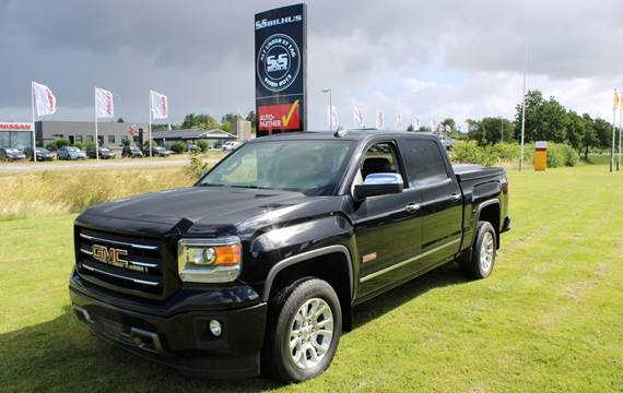 GMC Sierra 5,3 All Terrain aut.