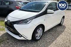 Toyota Aygo 1,0 VVT-i x-touch