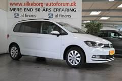 VW Touran 2,0 TDi 150 Comfortline Van