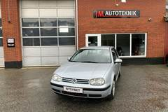 VW Golf IV 2,0 Comfortline