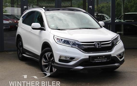 Honda CR-V 1,6 i-DTEC Executive aut. 4WD