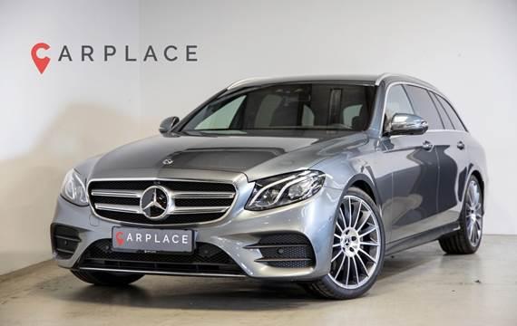 Mercedes E250 2,0 AMG Line stc. aut.