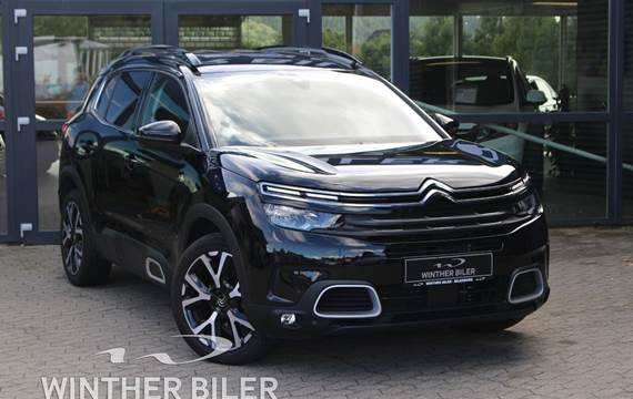 Citroën C5 Aircross 1,5 BlueHDi 130 Platinum