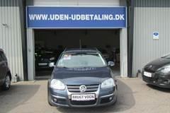 VW Golf V 1,4 TSi 140 Sportline Variant
