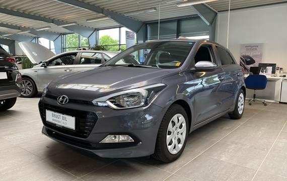 Hyundai i20 1,0 T-GDI Vision 100HK 5d