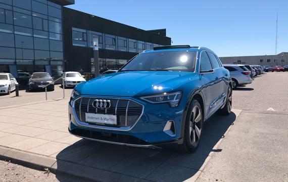 Audi e-tron Audi E-tron el EL Edition ONE Quattro 408HK 5d