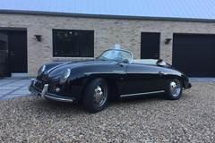Porsche 356 1,6 Speedster   Cabr.
