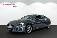 Audi A5 TDi S-line SB S-tr.