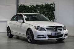 Mercedes C200 1,8 Avantgarde BE