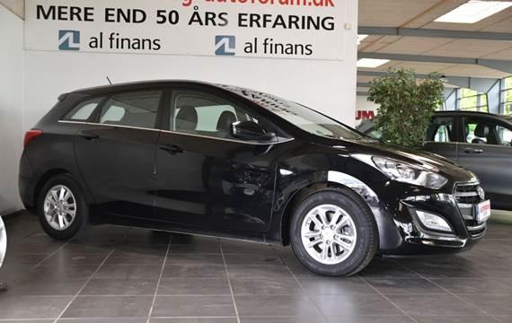 Hyundai i30 1,6 CRDi 110 Trend stc. DCT
