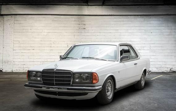 Mercedes 280 CE 2,8 Coupé aut.
