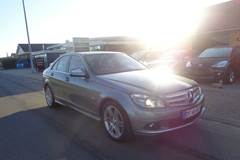 Mercedes C320 3,0 CDi aut. 4-M