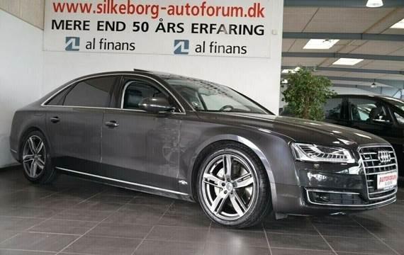 Audi A8 3,0 TDi 258 quattro Tiptr. lang