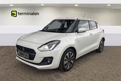 Suzuki Swift 1,2 Dualjet Hybrid Exclusive Gold