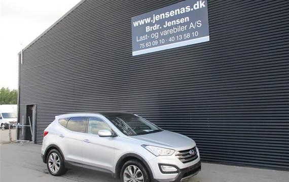 Hyundai Santa Fe 2,2 2.2 CRDi 5 dørs Stationcar 4WD AT