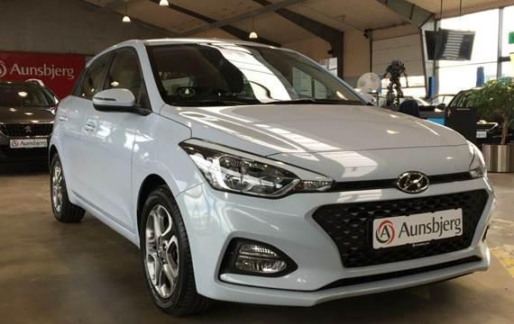 Hyundai i20 1,0 T-GDi Trend DCT