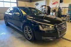 Audi A8 4,0 TFSi quattro Tiptr.