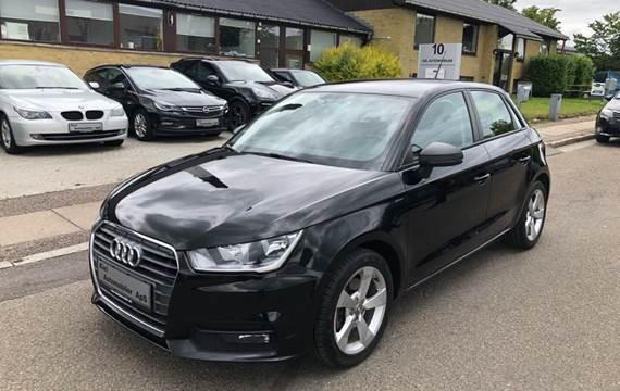 Audi A1 1,6 TDi 116 Sport SB
