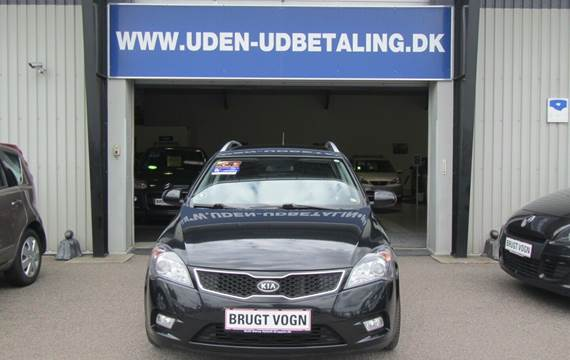 Kia Ceed 1,6 CRDi 115 Exclusive SW