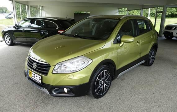 Suzuki S-Cross 1,6 DDiS GL+ Van