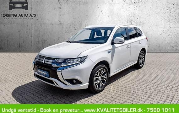 Mitsubishi Outlander 2,4 PHEV Invite+ CVT 4WD