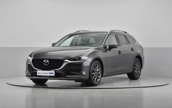 Mazda 6 2,0 Sky-G 165 Premium stc. aut.
